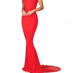 Evening Gown, Off The Shoulder Sexy Evening Dress